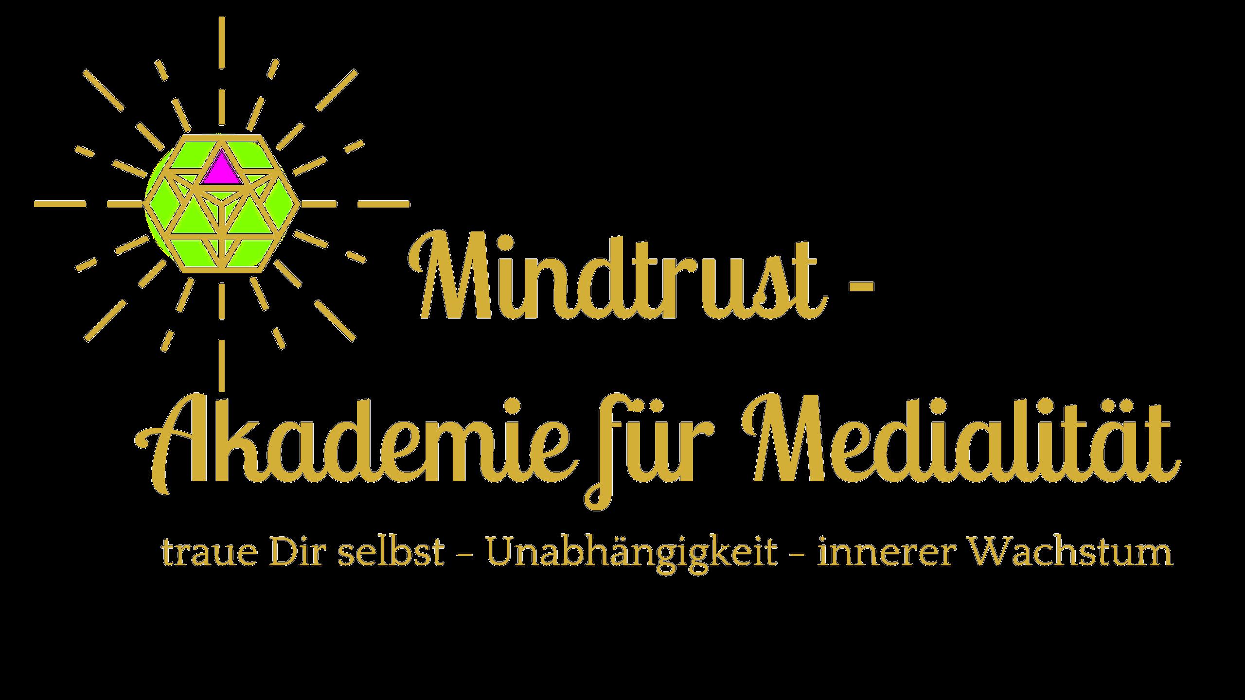 Logo Akademie für Medialität