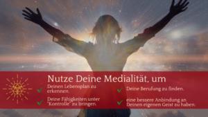 aktiviere deine medialen Fähigkeiten