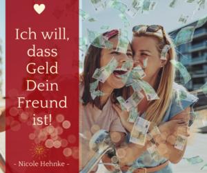 Geld als Freund